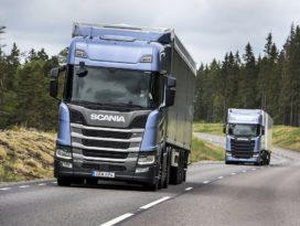 Nieuwe Scania vóór IAA al te zien in Gorinchem
