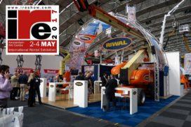 International Rental Exhibition IRE 2017 nu al groot succes