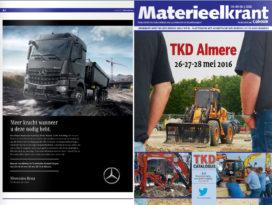 Nu al online en offline te lezen: de TKD-catalogus 2016