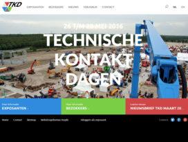 Vanaf nu kunnen bezoekers zich registeren voor de TKD 2016