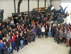 Tobroco Machines genomineerd voor Koning Willem I Prijs