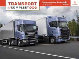 Scania's IAA-primeur op Transport Compleet