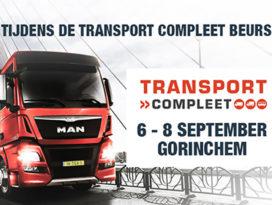 Meest complete beurs voor transportbranche