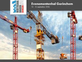 Verticaaldagen Benelux samen met bouw- en betonbeurs in Gorinchem