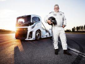 Volvo's Iron Knight snelste truck ter wereld