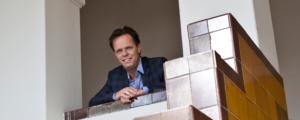 """Marnix Norder, voorzitter Ades: """"Dat de bouwmarkt krapper is, helpt natuurlijk niet."""""""