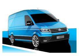 VW scoort dubbel met nieuwe Crafter