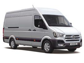 Officieel nog even geduld… Hyundai H350 bestelwagen komt eraan