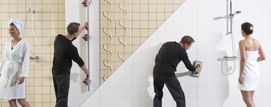 mosa panel snel een nieuwe badkamer cobouwnl