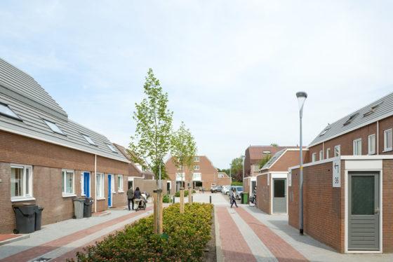 Aanpak Bornholm voorbeeld voor andere bloemkoolwijken