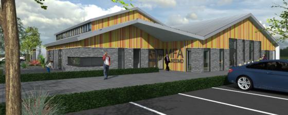 Nieuw dorpshuis voor Oud-Alblas