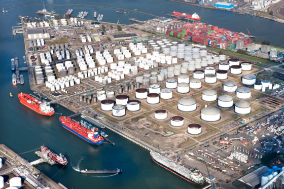 Sweco controleert terminals Rotterdam