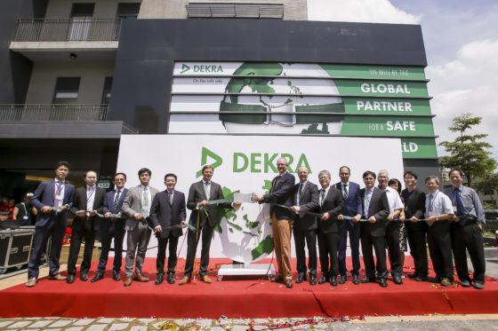 Dekra opent twee laboratoriums in Oost-Azië