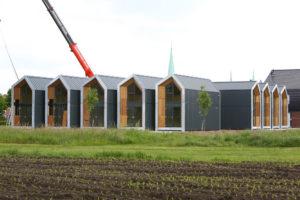 Sneek krijgt eerste Heijmans One- woningen van Noord-Nederland