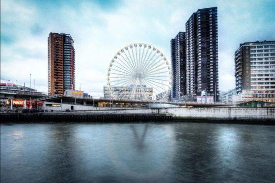 Grootste reuzenrad voor Rotterdam
