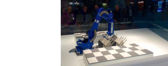Onze lijn verbeteren door inzet van effectievere robots