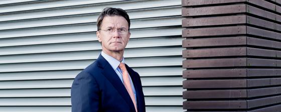 """BAM-baas Rob van Wingerden: """"Digitalisering in de bouw gaat sneller dan men denkt"""""""