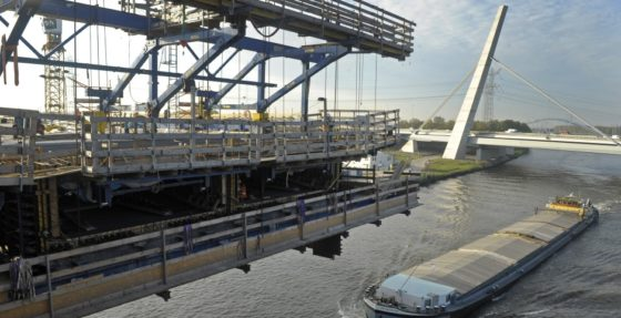 RWS verplaatst zich meer in rol bouwers