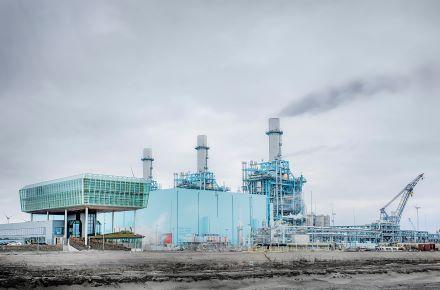 Gascentrale wordt superbatterij