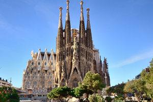 Sagrada Familia krijgt na 136 jaar de bouwvergunning
