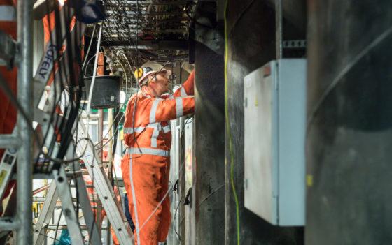 Kabels Schipholtunnel slecht bereikbaar voor installateurs