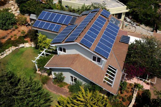 Opslagsysteem voor zonne-energie