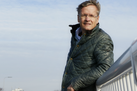 Stan Roestenberg schreef een boek dat je leert afscheid te nemen van 'Zo doen we het altijd'
