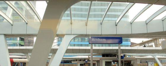 Stationshal Arnhem 3 miljoen euro goedkoper dan begroot