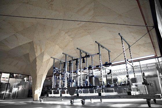 Robot geeft architect de hoofdrol terug