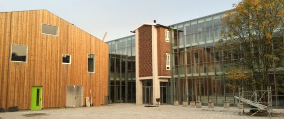 Kant-en-klaar: Bouwplaats met groot bereikbaarheidsprobleem