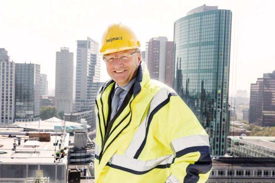 Heijmans-topman Ton Hillen: 'Snel landelijk beleid nodig voor de woningmarkt'