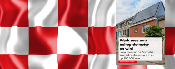 Brabant wil particulier verleiden via bouwer