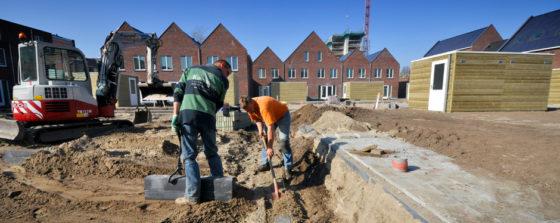 Corporatie gaat goedkoper huis bouwen