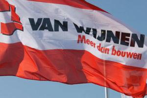 Breuk in directie van Van Wijnen: topman Van den Berg opgestapt