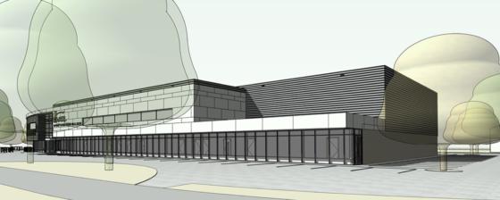 Das verhuist voor nieuw sportcentrum Malden
