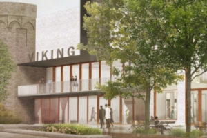 Kosten op kosten bij bouw filmtheater De Viking