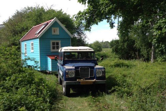 5 mini huisjes die niet mogen ontbreken in almere for Verplaatsbaar huis