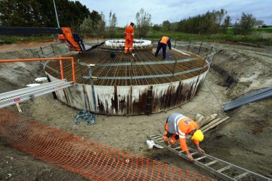 'Groen beton is ook maar gewoon grijs'