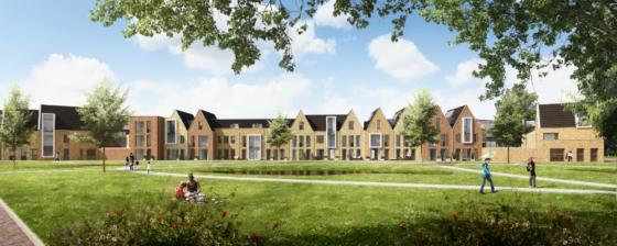 De Nieuwe Wipwei: eerste project Stadsoevers Roosendaal