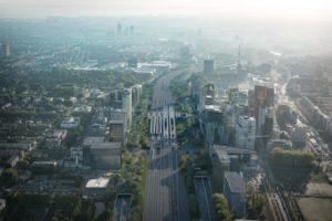 Conflict Zuidasdok naar kookpunt: bouwers stappen op (update)
