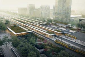 Amsterdam ziet lobby beloond: 350 miljoen voor extra sporen CS en Zuidasdok