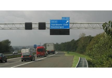Verbreding A1 stap dichterbij met tracébesluit
