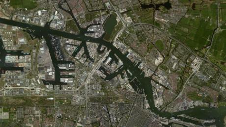 Amsterdam bouwt 18.000 tot 40.000 woningen in Haven-Stad