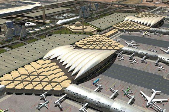 Hochtief actief op luchthaven Ryad
