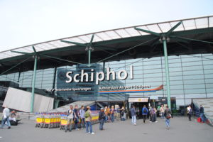 Fiod onderzoekt 'bonnetjesfraude' Schiphol