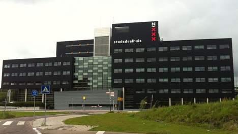Fraude bij afdeling vastgoed Amsterdam
