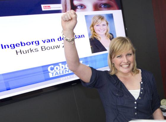 Ingeborg Cobouw Talent van het jaar