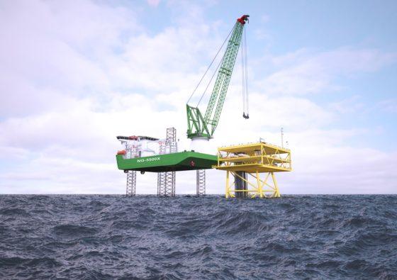 Deme gaat in China offshore windparken bouwen