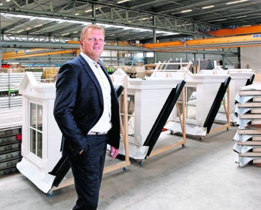 Interview: geen chagrijn op de bouw cobouw.nl