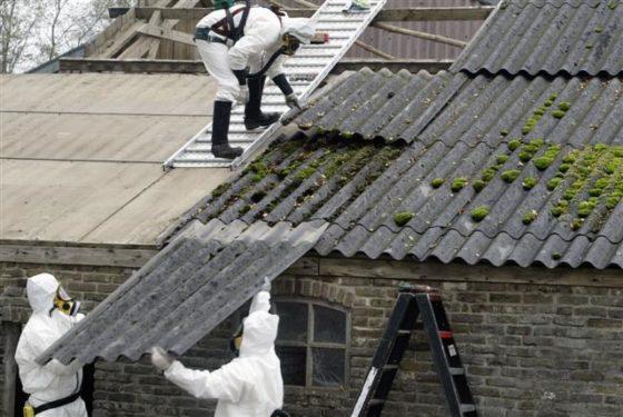 Regeling 'Asbest van het dak' verlengd